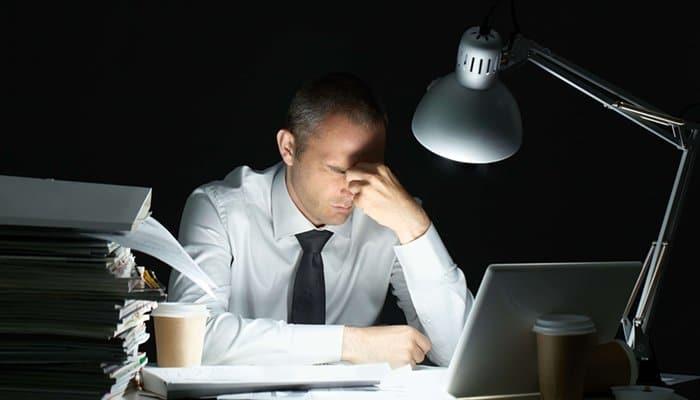 Principales síntomas y complicaciones del insomnio