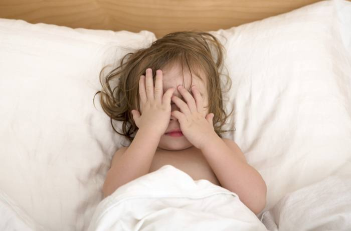 Qué hacer si tu hijo sufre de insomnio